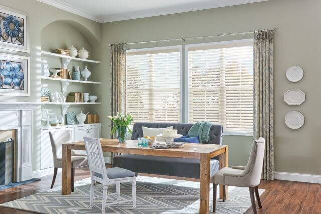 Bali Chapel Hill NC Window Blinds Shades And Shutters
