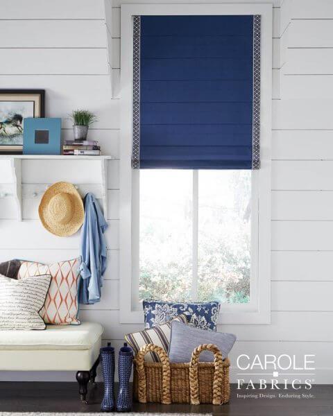 Carole Fabrics Apex NC Window Blinds Shades