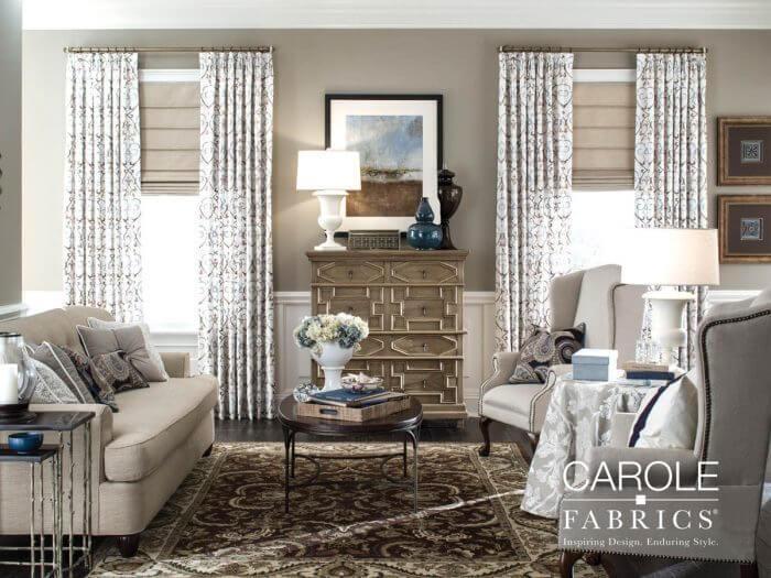 Carole Fabrics Hillsborough NC Window Shades And Shutters