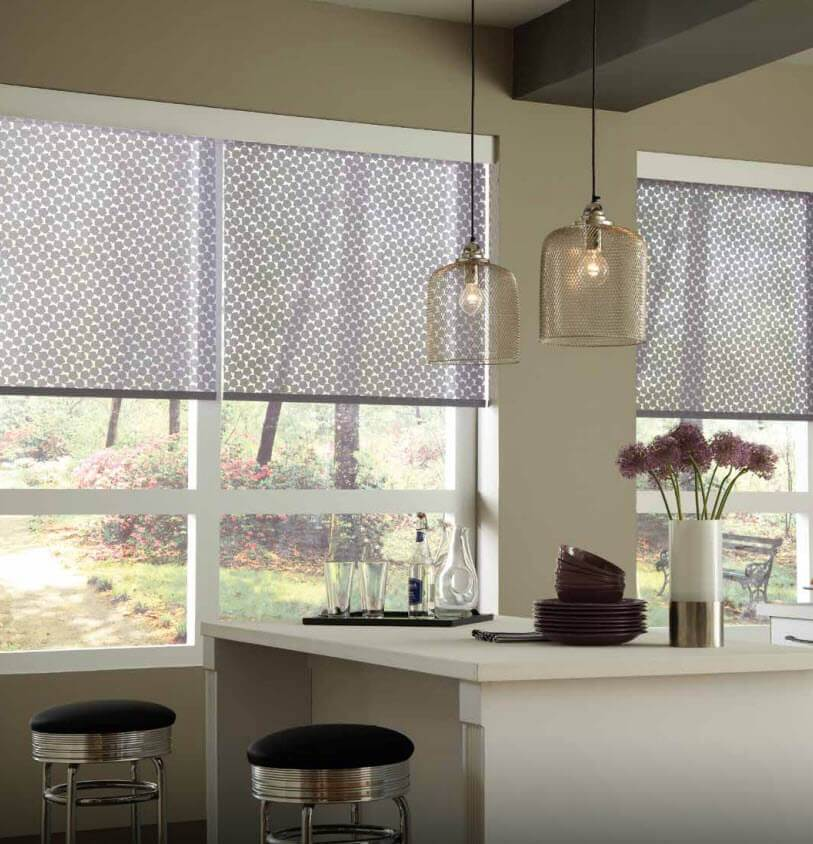 Lutron Wake Forest NC Window Blinds Shades And Shutters