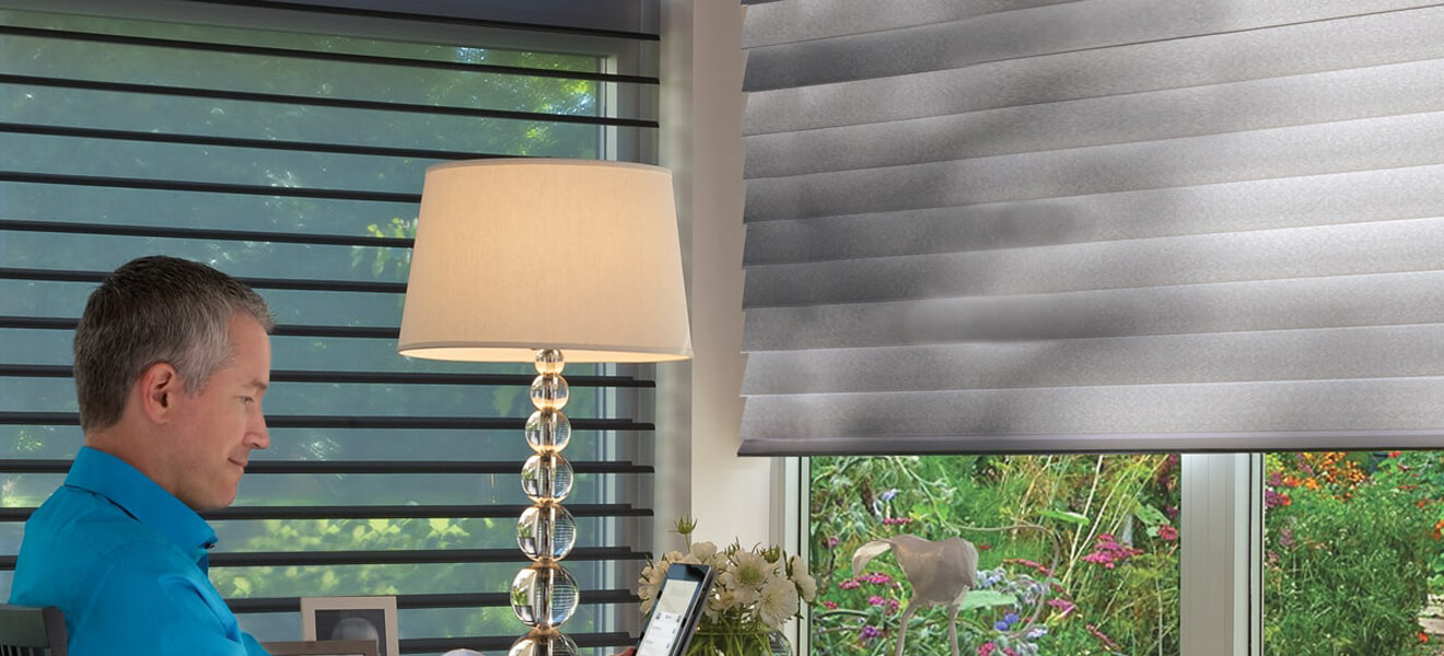 Slider Motorization Apex NC Window Blinds Shades And Shutters