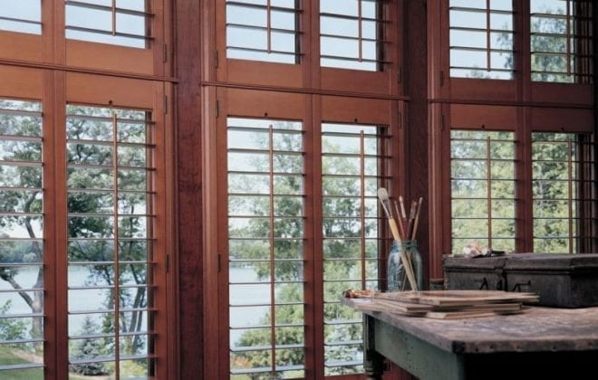 window shutters on their Raleigh, NC